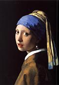 Ян Вермеер 'Девушка с жемчужной серёжкой'