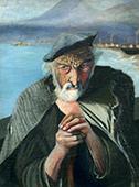 'Старый Рыбак' Тивадар Костка Чонтвари