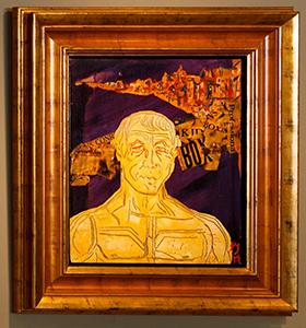 Картины Сильвестра Сталлоне