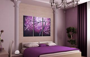 Пурпурная вишня